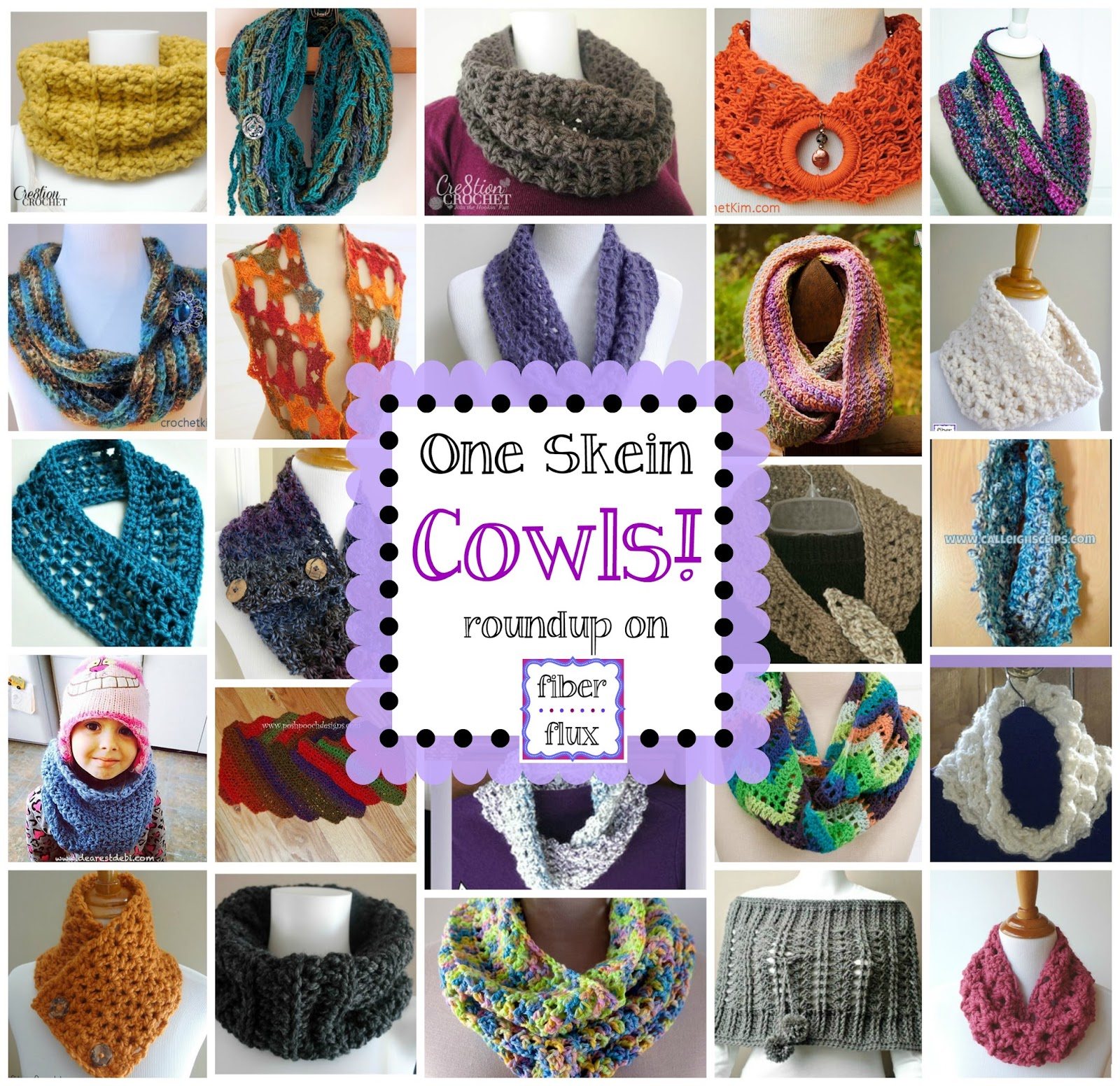 Crochet A Gift From One Skein Of Yarn Free Patterns
