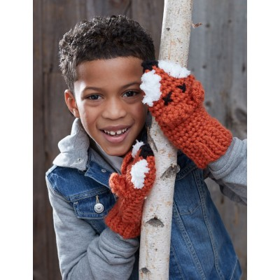 All The Best Kids Mittens To Crochet 14 Free Patterns
