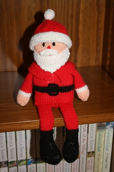 Everything Santa To Knit 18 Free Patterns Grandmother