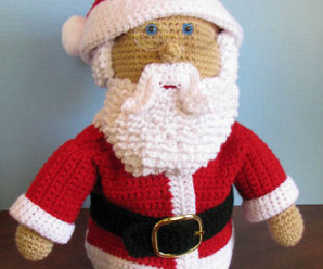 Everything Santa to Crochet – 23 free patterns