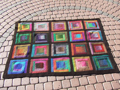 Knit A Quilt 32 Free Patterns Grandmother S Pattern Book