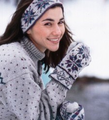 Quick Gifts to Knit – Boot Cuffs, Wrist Warmers, Ski Bands – free patterns