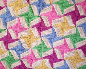 Knit a Quilt – 32 free patterns
