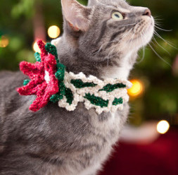 Merry Christmas to Your Pets! Dozens of Free patterns to Knit and Crochet