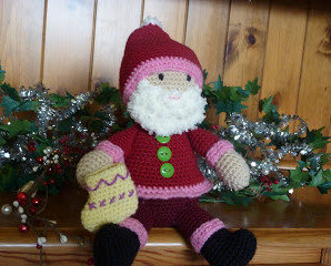 More of Everything Santa to Crochet – 24 free patterns
