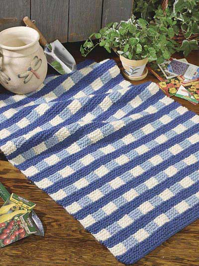 Knit A Rug To Warm Your Floor 20 Free Patterns