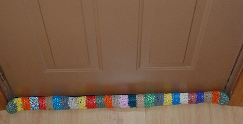 Crochet Draft Stoppers Draught Excluders 7 Free