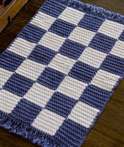Crocheting Rugs Book : ... Rugs to Crochet - 29 free patterns - Grandmothers Pattern Book