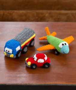 Crochet For Car Buffs 17 Free Patterns Grandmother S Pattern Book