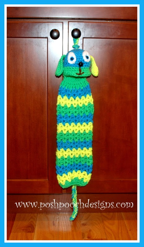 Crochet A Holder For All Those Plastic Bags 14 Free Patterns