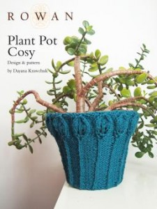 Plant Pot Cosy cover
