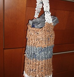 knit plastic bag holder pattern free   Grandmothers ...