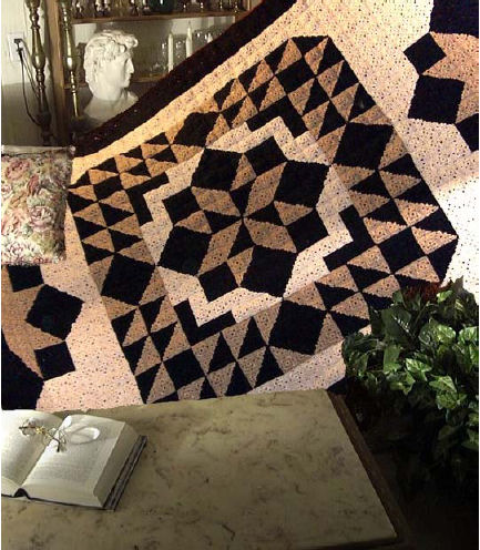 Crochet a Quilt ? 33 free patterns ? Grandmothers Pattern ...