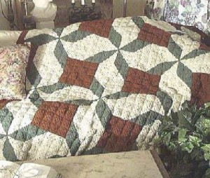 Free Crochet Patterns For Quilts : Crochet a Quilt ? 33 free patterns ? Grandmothers Pattern ...