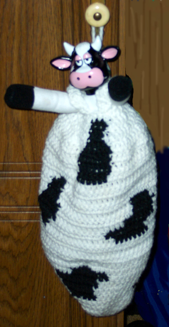 Crochet Plastic Bag Keeper Pattern : Crochet a Holder for all those Plastic Bags! ? 14 free ...
