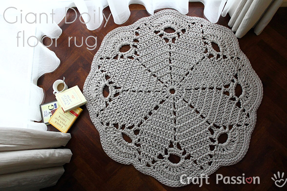 Beautiful Rugs To Crochet 29 Free Patterns Grandmother