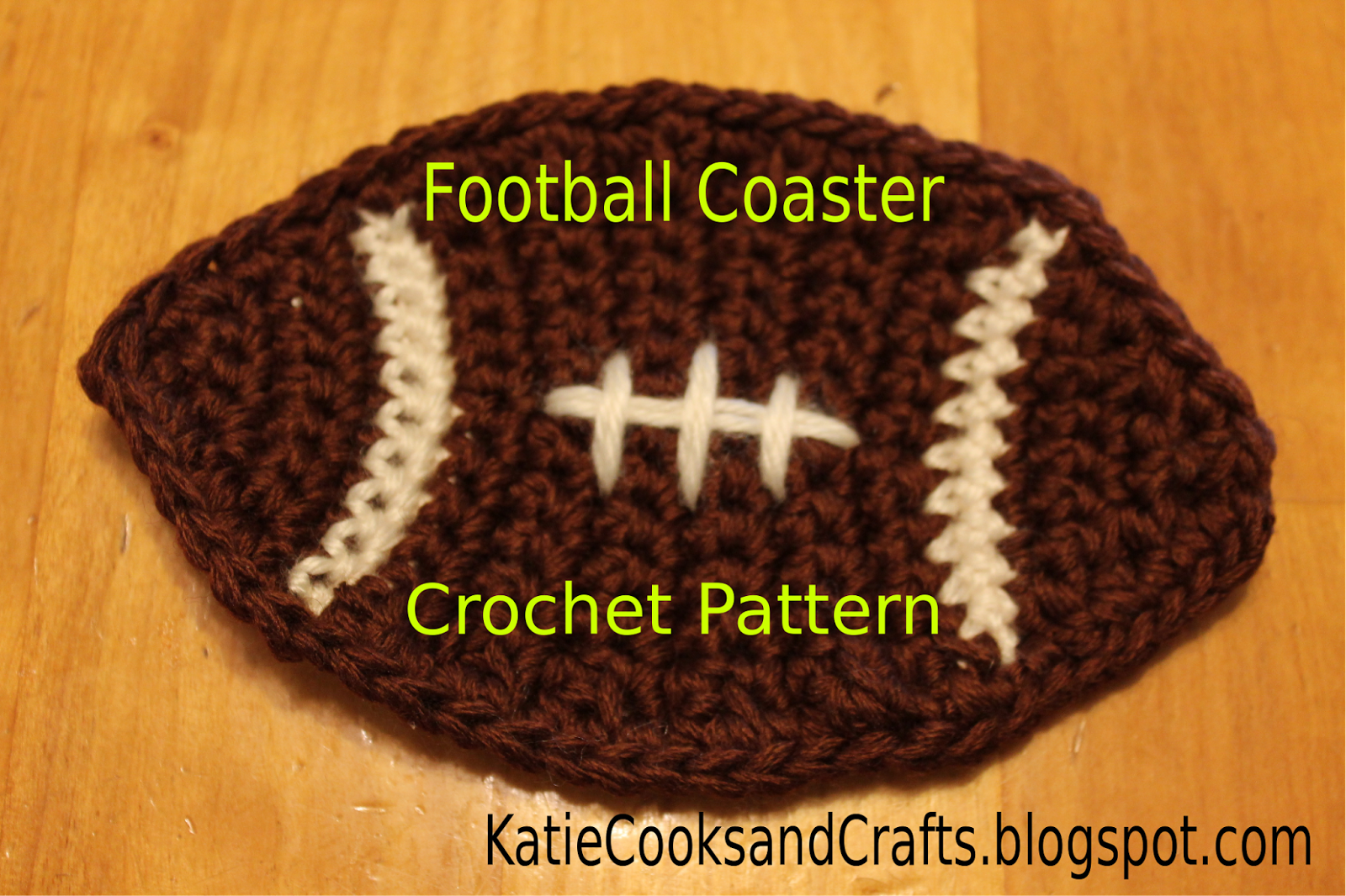 Crochet for Sports Fans – 17 free patterns – Grandmother\'s Pattern Book