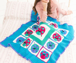 More New Patterns to Crochet from Your Favorite Yarn Suppliers