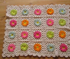 All of the Prettiest Flower Afghans to Crochet for Spring – 26 free patterns