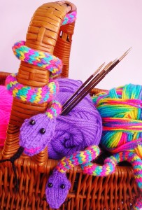 Knitting Patterns Jungle Animals : Jungle Animals to Knit   Snakes   20 free patterns   Grandmothers Patter...