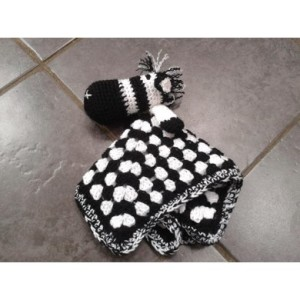 Jungle Animals to Knit and Crochet   Zebras   20 free patterns   Grandmother&...