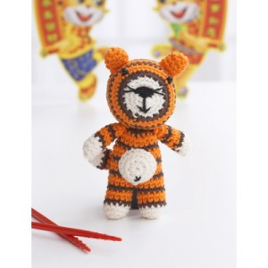 Crochet Jungle Animals ? Tigers ? 12 free patterns ...