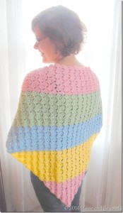 Colorful-Corner-to-Corner-Shawl