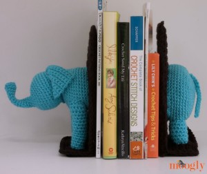 Elephant-Bookends-Trunk-Up