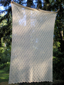 More Curtains And Valances To Knit 11 Free Patterns