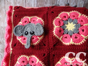 TLC Elephant Blanket