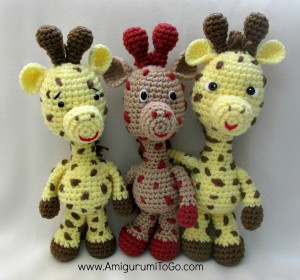 Crochet Patterns Jungle Animals : Jungle Animals to Crochet ? A Giraffe ? 11 free patterns ...