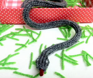 Jungle Animals to Knit – Snakes – 20 free patterns
