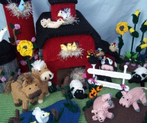 Knit a Farm! 18 free patterns