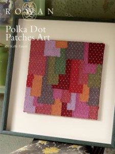 Polka Dot Patches Art web cov