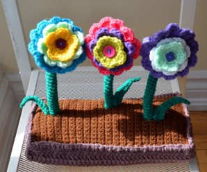 More Garden Theme Crochet – 11 free patterns