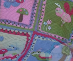 Garden Theme Crochet – 15 free patterns