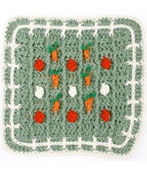 crochetveggiedishcloth