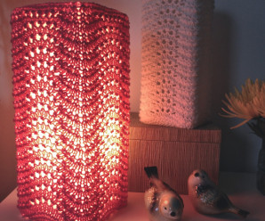 Lampshades to Knit – 16 free patterns