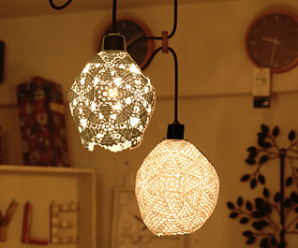Crochet a Lampshade – 23 free patterns