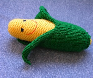 Knit Garden Vegetables – 10 free patterns – more to come!