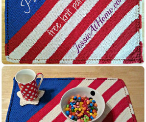Knit for Your Picnic or Barbecue – 12 free patterns
