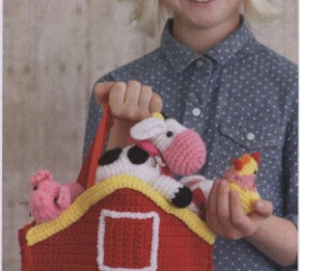 Crochet a Farm – 15 free patterns