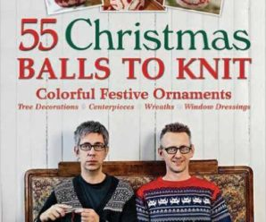 Shopping for Christmas Patterns – loving this! – 55 Christmas Balls to Knit
