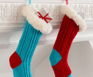 Dozens of Christmas Stockings to Crochet – part one – 30 free patterns