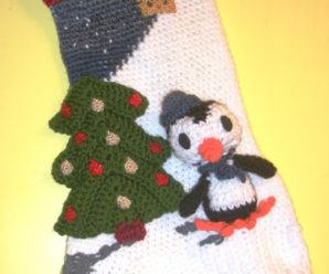 Dozens of Christmas Stockings to Crochet – part two – 22 free patterns