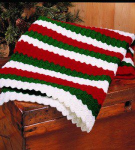 Crochet Afghan Patterns Christmas : Lovely Christmas Afghans to Crochet ? 28 free patterns ...