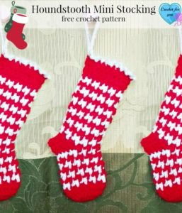 Houndstooth-Mini-Stocking-free-crochet-pattern1