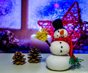 More Snowmen to Knit – 22 free patterns