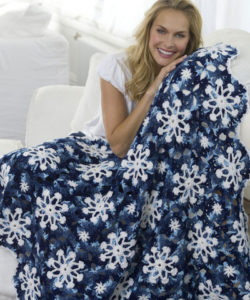 Christmas Crochet Blanket Free Pattern.Lovely Christmas Afghans To Crochet 28 Free Patterns