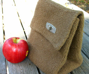 Back to School – Lunch Bags to Knit – 10 free patterns
